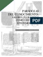 Grimson - Paradojas de la epistemología