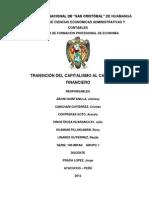 5-TRANSICIÓN DEL CAPITALISMO AL CAPITALISMO FINANCIERO