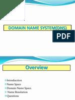 DOMAIN NAME SYSTEM(DNS).pptx