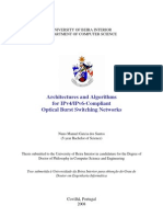 Architectures and Algorithms for IPv4_IPv6-Compliant Optical Burst Switching Networks PhD Thesis