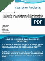 Aprendizaje basado en problemas (Versión definitiva)