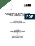 Solar-Air-Conditioning-Decision-Scheme