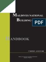 maldives national building code