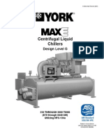 York MaxE Centrifugal Liquid Chillers