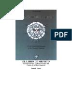 El Libro de Mefisto - Asenath Mason Traducido al español