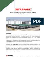 Intrapark Technical Description UK Rev4