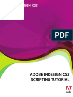 Indesign Cs3 Scripting Tutorial