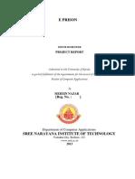 EPrison Documentation