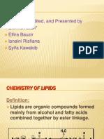 BioChem I - 05. Lipid.ppt