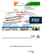 Role of Wimax in Broadband and Its Enablers