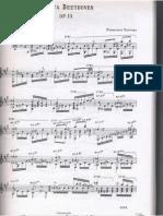Sonata Pathetique for classical guitar