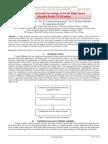 An efficient model for design of 64-bit High Speed Parallel Prefix VLSI adder