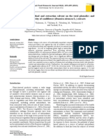 Effect of drying method and extraction solvent on the total phenolics and antioxidant activity of cauliflower (Brassica oleracea L.) extracts.pdf