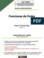 02. Clase 2, Funciones Del Poder (1)