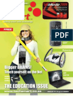 TechSmart 71, Aug 09, The Education Issue