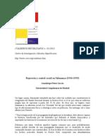 Represión y control social en Salamanca