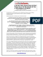 The Prophesy Of The Utter Destruction Of The Yahood - Shaykh Saleem Al-Hilaalee.pdf