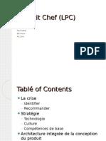 Le Petit Chef (LPC)