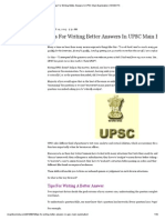 Tips For Writing Better Answers In UPSC Main Examination _ INSIGHTS.pdf