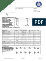 CD13001 TRANSISTOR datasheet.pdf