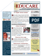 Newsletter Educare nº 17-Noviembre