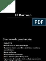 BARROCO Y TÓPICOS