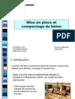 03 - Placement Et Compactage - Ppt