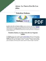 Telexfree Exitoso. La Nueva Era De Los Negocios Online..pdf