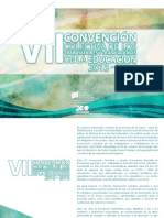 Convención Colectiva de Trabajadores
