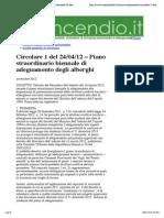 circ 2012.04.24 n.1 – piano straord biennale adeguamento antincendio alberghi