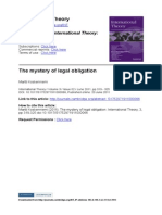 The mystery of legal obligation.pdf