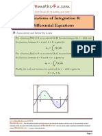 Applications of Integration and Differential equations.pdf