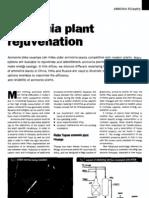 Ammonia Plant Rejuvenation