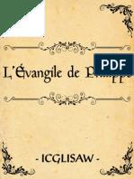 Evangile de Philippe
