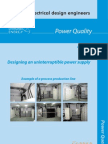 Designing an Uninterruptible Power Supply