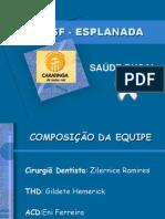 SEMINÁRIO PSF ESPLANADA certo