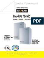 Manual Tehnic Motan Start BT Si Motan Plus MT