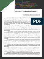 A relação entre Brasil e Índia na área do BRIC