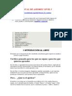 Manual de Ajedrez Nivel i