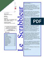 Scrabbleur 403 Septembre 2013