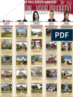Dallas Morning News, Ebby Halliday Homes for Sale