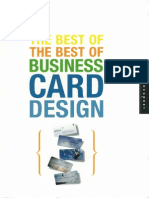 The Best of the Best of Business Card Design