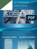 Palestra Planadores
