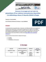Références disponibles à la bibliothèque El Maarifa(1).docx