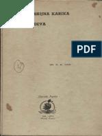 Pratyabhijna Karika of Utpaldeva II  - R K Kaw