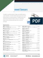 Oem Sensor Sheet