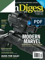 Gun Digest - October 7, 2013