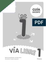 Via Libre1 Docente