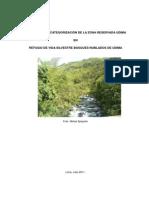 Plan Maestro Preliminar RVS Bosque Nublado de Udima Web