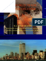 COLLAPSE OF WORLD TRADE CENTRE